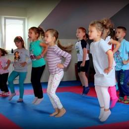 taniec 5-7 lat